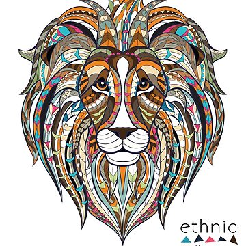 Lion - Ethic Style by coolstuffofaz