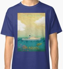 The Life Aquatic Film Poster Classic T-Shirt