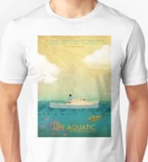 The Life Aquatic Film Poster Unisex T-Shirt