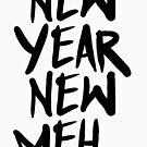 Neues Jahr Neues Meh von kjanedesigns