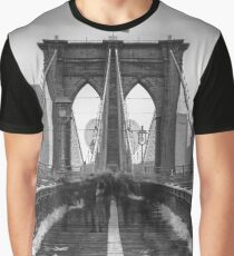 Tourists, Snow and BB Graphic T-Shirt