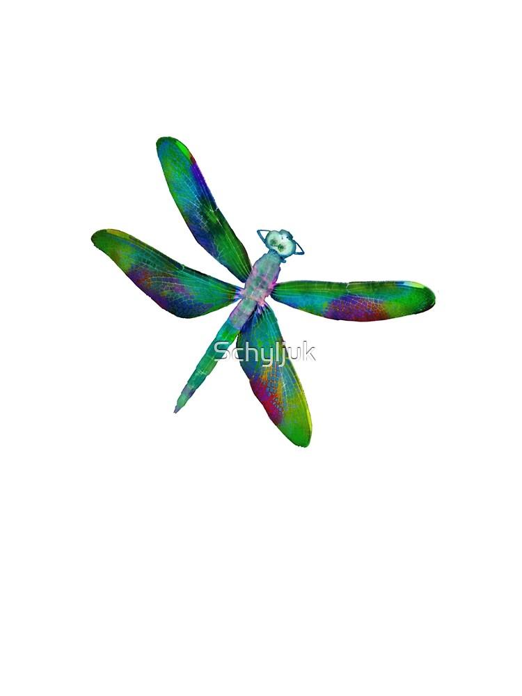 Dragonfly by Schyljuk