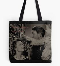 Every time a bell rings, an angel gets his wings. Tote Bag