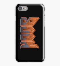 NOOB iPhone Case/Skin
