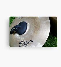Cymbals II Canvas Print