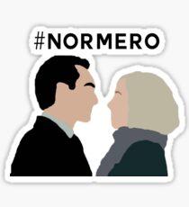 NORMERO Sticker