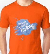History Maker [Yuri on Ice] Unisex T-Shirt