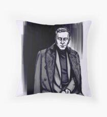 Mr. Waltz Throw Pillow