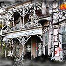 Haunted House by WildestArt