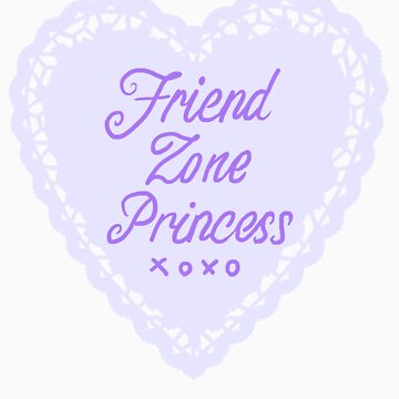 ~ friendzone princess ~ by Jeremyblog