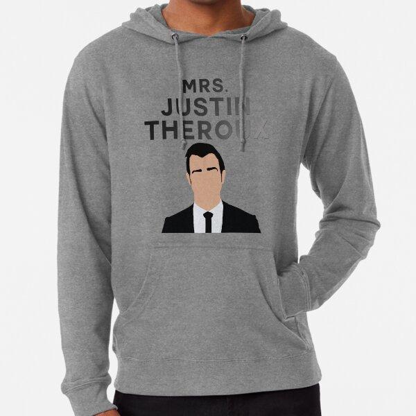 MRS. JUSTIN THEROUX Lightweight Hoodie