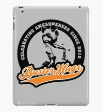 Buster Hugs iPad Case/Skin