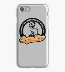 Buster Hugs iPhone Case/Skin