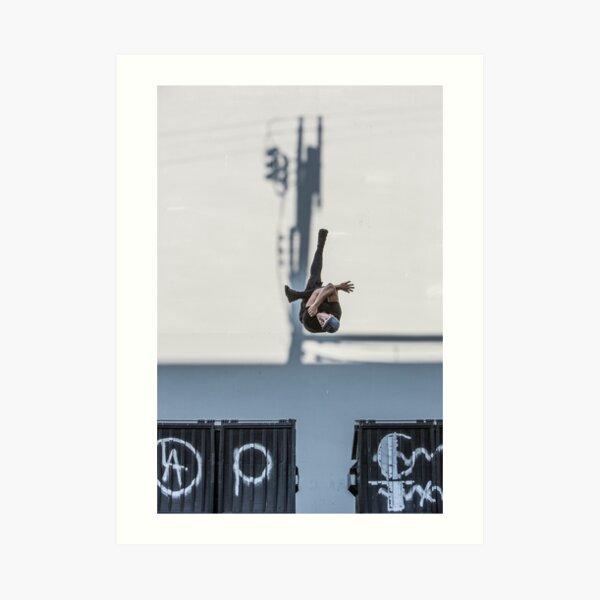 Jason Paul - Down Town LA Art Print