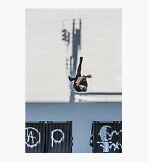 Jason Paul - Down Town LA Photographic Print