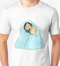 yumikuri cuddles [SnK] Unisex T-Shirt