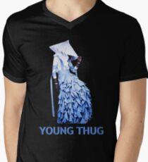 young thug Men's V-Neck T-Shirt