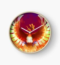 Phoenix Clock