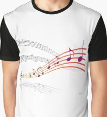 notes Graphic T-Shirt