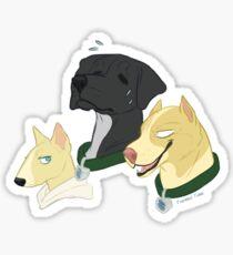 A.B.R trio [SnK] Sticker