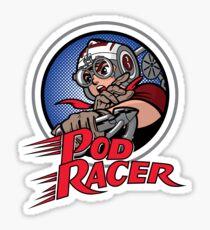 Pod Racer! Sticker