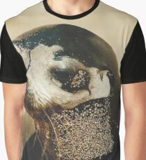 Fur Seal Graphic T-Shirt