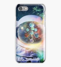 Midgard in reflection iPhone Case/Skin
