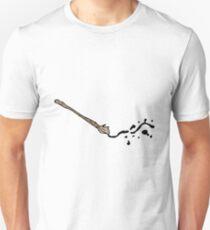 cartoon calligraphy brush Unisex T-Shirt