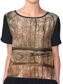 Forest River Chiffon Top