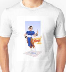 Street fighter 2 - Chun Li Unisex T-Shirt