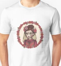 Lace & Rose - Sugarskull sister Unisex T-Shirt