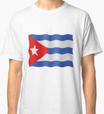 Cuban flag Classic T-Shirt