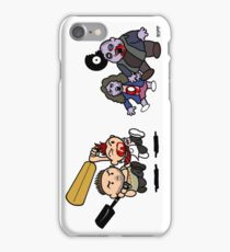 There's a Girl in the Garden iPhone Case/Skin