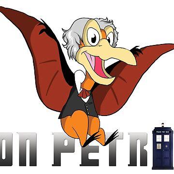 Jon Petrie by PixieBlossom12