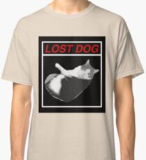 Lost Dog Classic T-Shirt