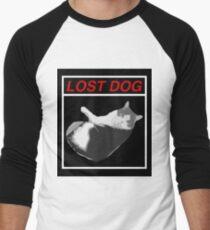 Lost Dog Men's Baseball ¾ T-Shirt