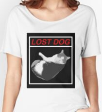 Lost Dog Women's Relaxed Fit T-Shirt