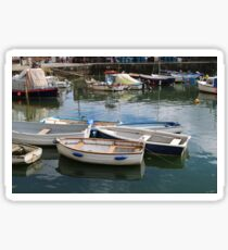 Harbour Boats Sticker