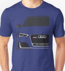 Audi RS3 Half Cut T-Shirt