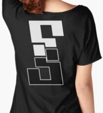 Yin Yang Question Mark Women's Relaxed Fit T-Shirt