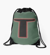 Boba Fett Drawstring Bag
