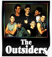 The Outsiders Top Movie Poster