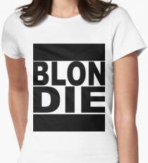 Blondie TShirt schwarz T-Shirt