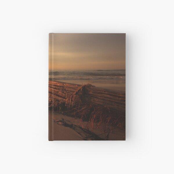 Balnarring Beach Groyne Sunrise Hardcover Journal