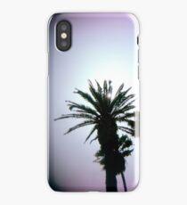 Holga Palms iPhone Case/Skin