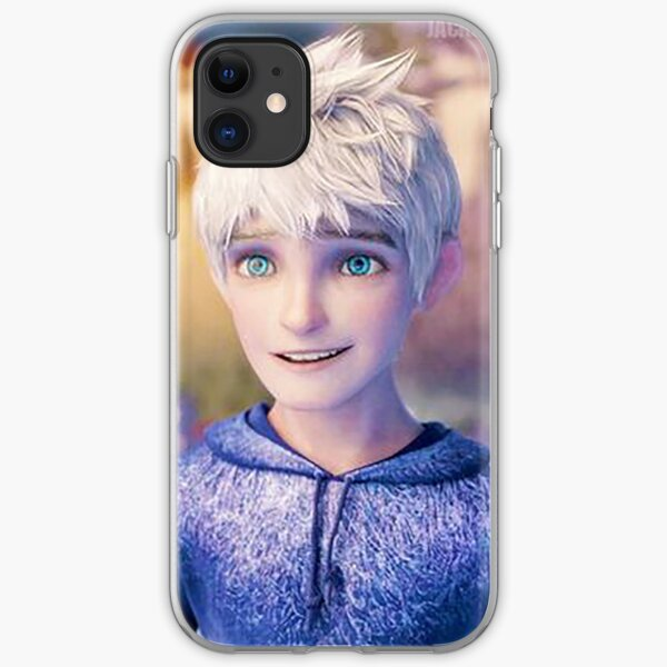 jack frost iPhone Soft Case
