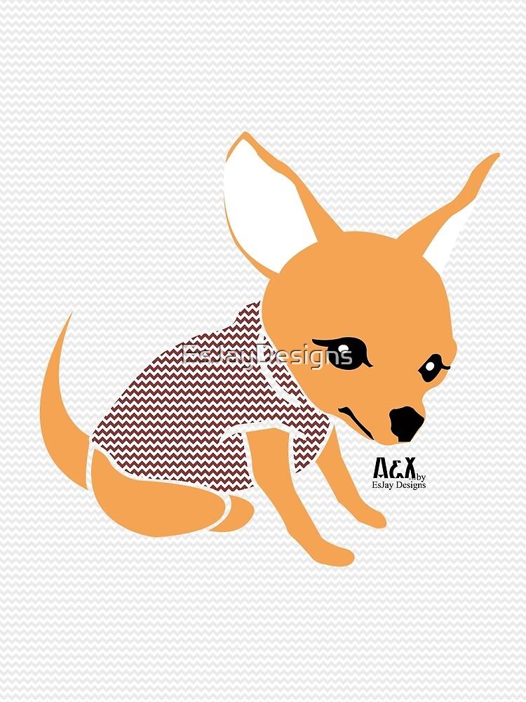 Chihuahua by EsJayDesigns