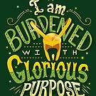 Glorious Purpose by Risa Rodil
