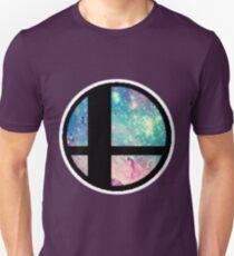 Galactic Smash Bros. Final destination Unisex T-Shirt