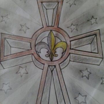 Royal Cross by deemilton
